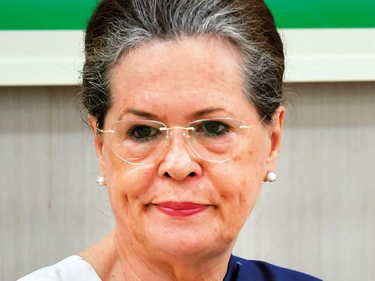 India: Sonia Gandhi told to move from Delhi in view of her chronic chest infection