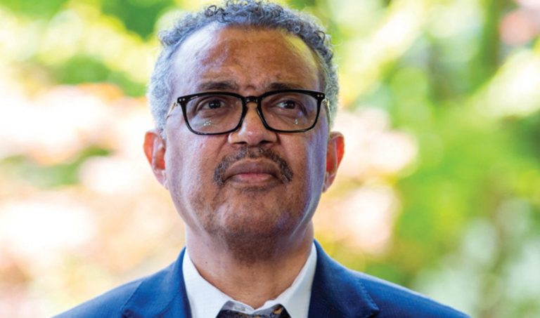 Ethiopia accuses WHO chief Tedros of backing Tigray rebels