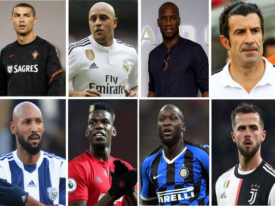 Revealed: All the football legends who have been granted UAE gold card visa