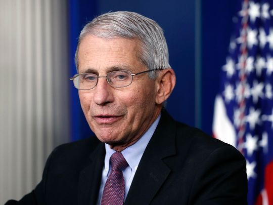 Moderna vaccine results 'stunningly impressive': Fauci