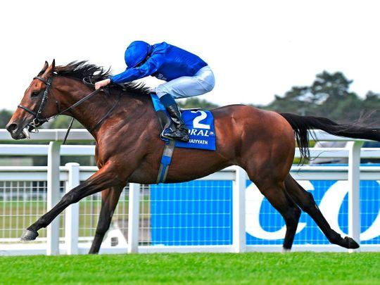 Horse racing: Sheikh Mohammed and Sheikh Hamdan big winners at Cartier Awards
