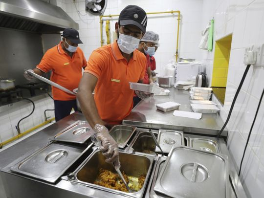 Highway-side Indian eatery in Sharjah feeds the poor for free