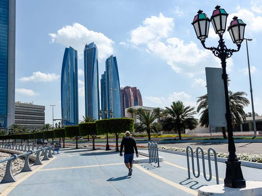 Abu Dhabi government employees must live in the emirate to receive housing, education allowances