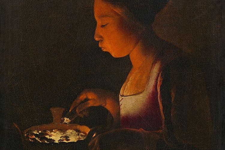 Rare Georges de la Tour painting sells for record €4.3m