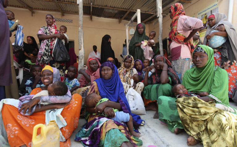 Charities concerned by Somalia clinic closures following UK aid cuts
