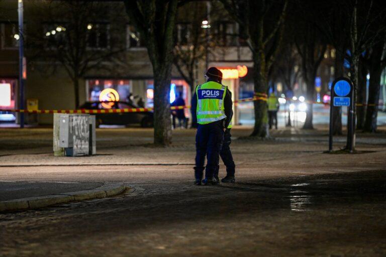 Eight injured in 'suspected terrorist' stabbings in Sweden: Police
