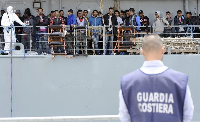 Wiretapping of Italian reporters covering migrant stories condemned