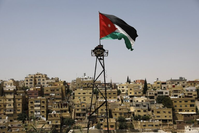 Jordanian government to announce details of arrests