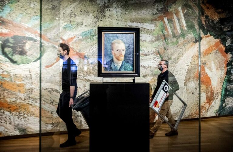 Suspect arrested for theft of Van Gogh, Hals paintings: Dutch police