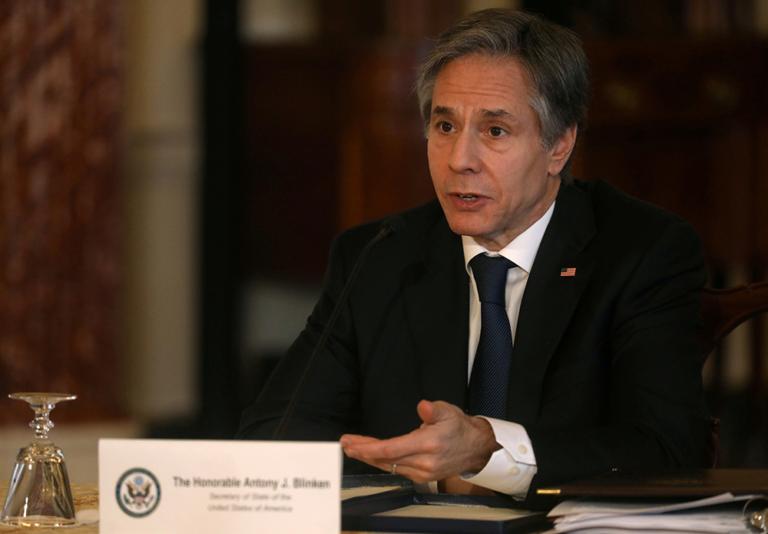 Blinken to name new diversity chief to recruit minorities, Arabs