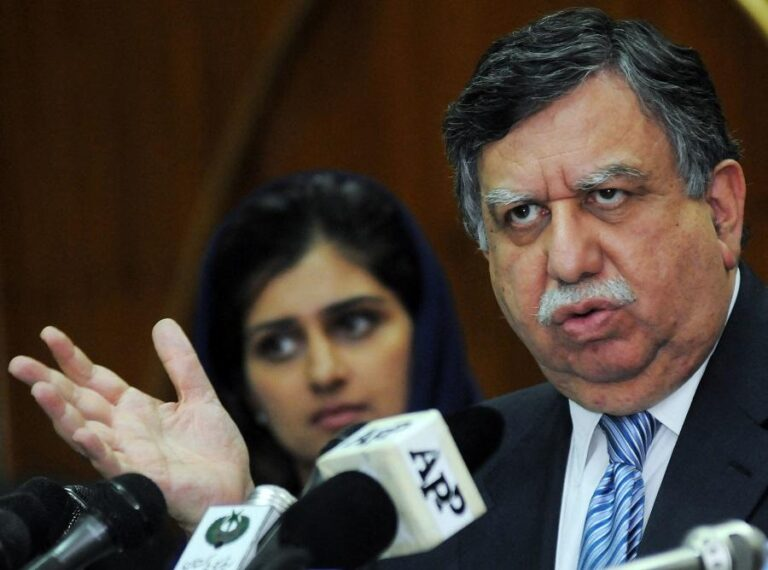 Pakistan appoints new finance minister in latest cabinet shake-up