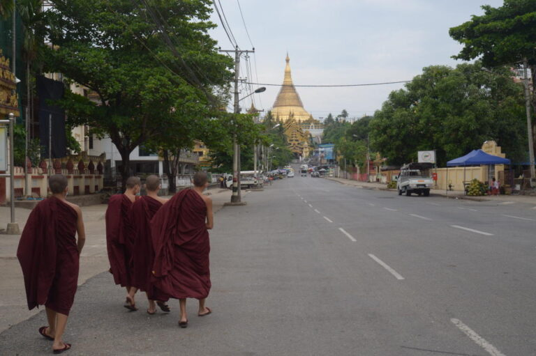 Myanmar's ousted MPs form new shadow government