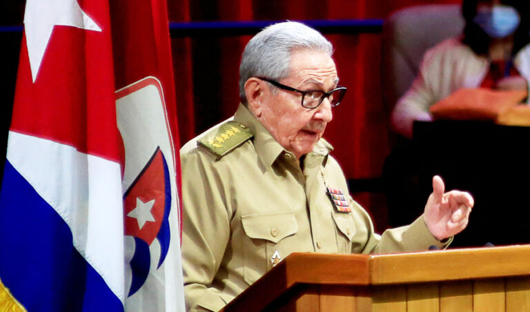 Raul Castro resigns as Communist party chief, ending era in Cuba