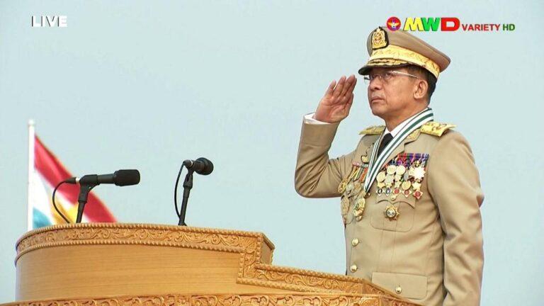 Myanmar's junta leader 'confirmed' to attend ASEAN meeting