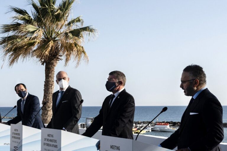 Cyprus meeting, Riyadh visit latest examples of regional coalitions coming together