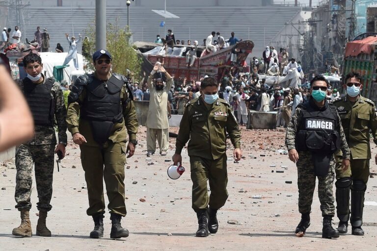 Hostage policemen released by TLP religious party after government negotiations