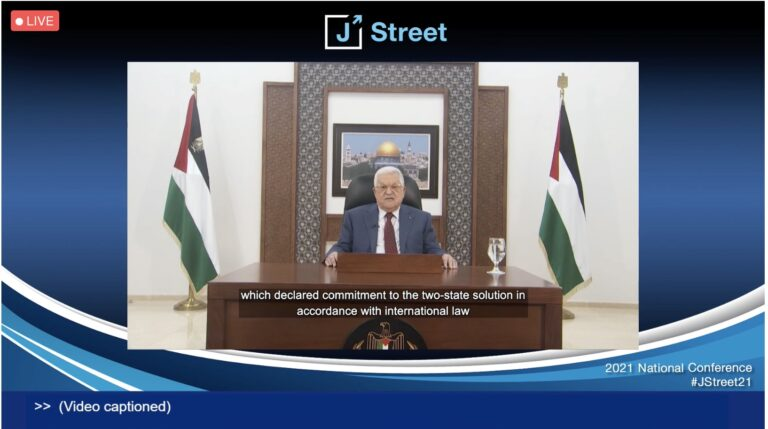 J Street conference energizes push for two-state solution to Israeli-Palestinian conflict
