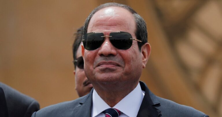 Ethiopian dam is 'existential issue' for Egypt, El-Sisi tells US diplomat