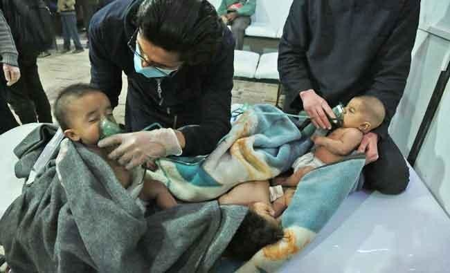 More bickering as UN meets for 89th time to discuss Syria's chemical weapons
