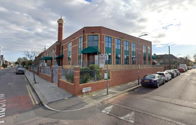 Investigation launched into attack outside London mosque