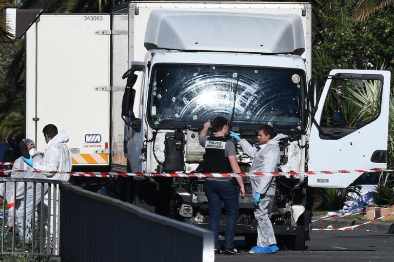 Italy approves extradition of Nice attack suspect
