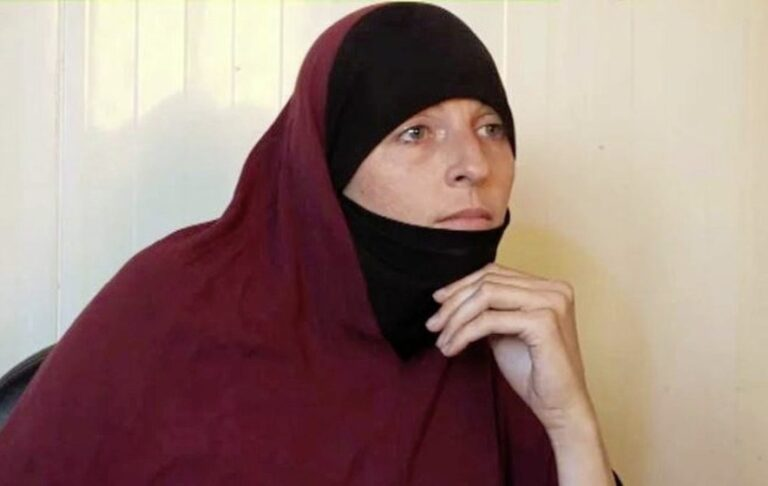 Irish Daesh bride wins case to appeal ban from UK