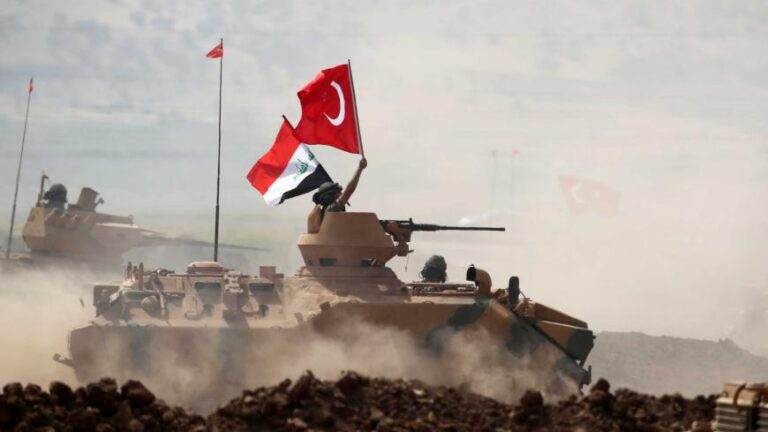 Turkey reopens consulate in northern Iraq
