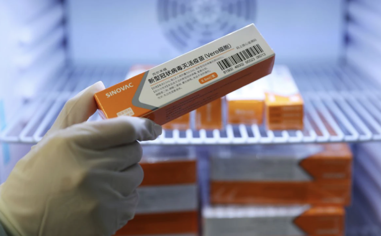 Egypt to produce 60m doses of Sinovac vaccine from next month