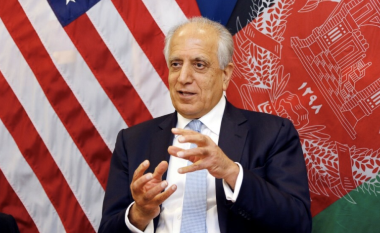 Taliban say Afghans can decide future as US warns to abandon politicaltransitionprocess