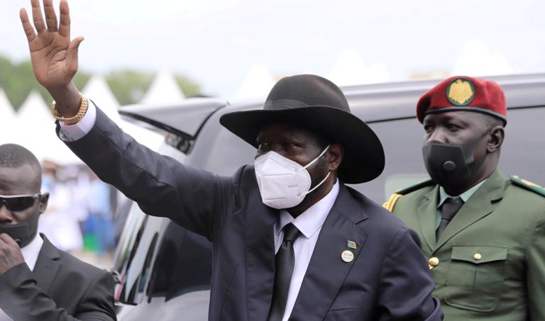 South Sudan president dissolves parliament