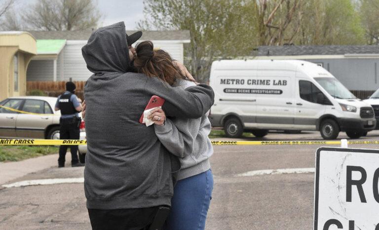 US man kills 6 people and himself at Colorado birthday party