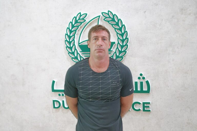 Dubai Police arrest one of UK's most-wanted fugitives