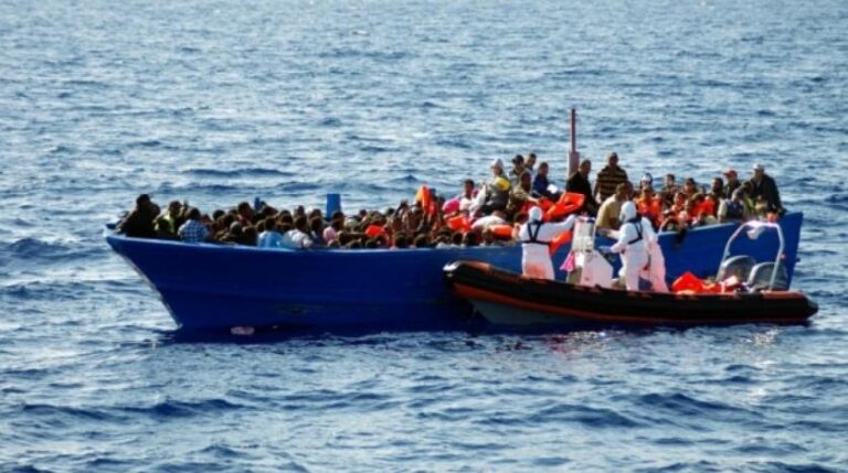 UN says 5 migrants downed; over 700 intercepted off Libya