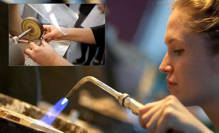 Pratt SCPS's Jewelry Design & Marketing Courses Offer the Skills Necessary to Enhance Your Business